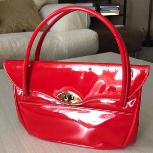 Excellent Vintage 50s-60s red purse